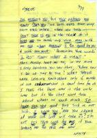 Letter to Steve 1997