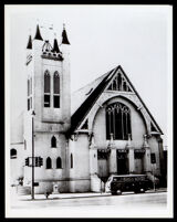 First African Methodist Episcopal Church, 8th and Towne Ave., Los Angeles, 1950-1972