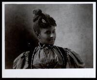 Birdie L. Cooper Bright, circa 1900