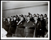 American Legion Department Convention at the Civic Auditorium Convention Hall, San Francisco, 1946