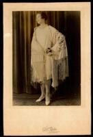 Dr. Vada Somerville, 1920s