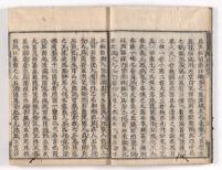 Zen'aku ingakyō jikige :kan 1 | 善悪因果経直解 :巻1