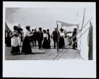 Seventh Day Adventist camp meeting, Los Angeles, between 1905-1910