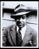 Langston Hughes, 1939