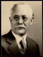 Portrait of Dr. George S. Pryce, a friend of the Miriam Matthews family, circa 1930