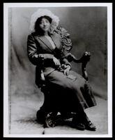 Anna Frances Coleman Jones, circa 1915