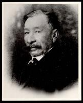 Ysidro Reyes, half-owner of Rancho Boca de Santa Monica and descendant of Juan Francisco Reyes, circa 1853-1861
