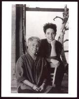 Betye Saar and Alison Saar, Los Angeles, circa 1980