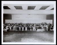 Twenty-sixth Biennial Grand Boulé of the Sigma Pi Phi Fraternity at the Statler Hilton, Los Angeles, 1962