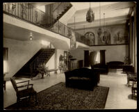 Hotel Somerville (later the Dunbar Hotel), Los Angeles, circa 1928