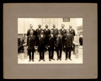 Trustees of the People's Independent Church of Christ, Los Angeles, 1920