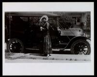 Angelita Williams, Los Angeles, 1915 (?)