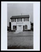 House of Bessie Bruington Burke, Los Angeles, 1931-1968