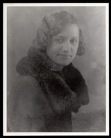 Theresa Bel Virginia Harper Danley, circa 1925