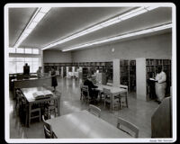 New Watts Library, Los Angeles, 1960s