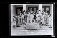 Alpha Kappa Alpha Western States 3rd Annual Regional Conference, Los Angeles, 1931
