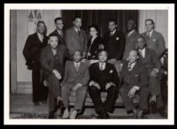 African American composers and arrangers, circa 1930