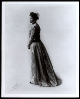 Anna Dugged Owens, Los Angeles, circa 1900