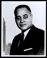 Ralph Bunche, circa 1965