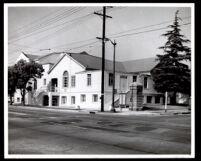 Avalon Christian Church, Los Angeles, 1957
