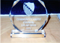 Alfred Thomas Quinn's League of United Latin American Council Award