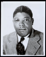 African American man, undated