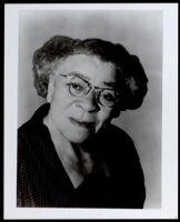 Charlotta Bass,1940s-1950s