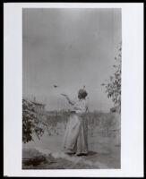 Jane Garrott, circa 1900