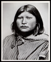 Indian wife of James P. Beckwourth, mountain man, explorer, fur trader, circa 1830-1860