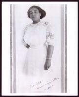 Lauretta Butler, circa 1910