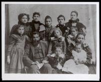 Dejarnette (or De Jarnette) family, Montgomery, 1894