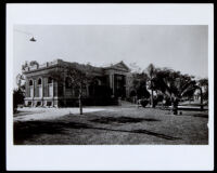 Old Watts Library, Los Angeles, 1913-1957