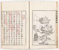 Fusō in'itsuden : kan 2 | 扶桑隠逸傳 : 巻2