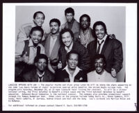 Lou Rawls and the R&B singing group, Lakeside, 1984