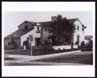 "House of Bill ""Bojangles"" Robinson, designed by Paul Williams, circa 1943"