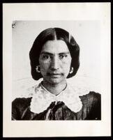 Catarina Moreno, granddaughter of Los Angeles founder Jose Cesario Moreno, 1860