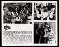 "Advertisement for ""A Bayou Legend,"" circa 1974"