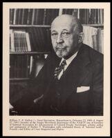 W.E.B. Du Bois, 1940s (?)