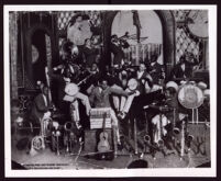 "Benjamin F. ""Reb"" Spikes with his Majors & Minors Orchestra, 1928"