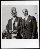 Joseph Blackburn Bass and Frederick Madison Roberts, Los Angeles (?), 1921-1930