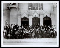 Fifty-sixth Annual session of the California Conference of A.M.E. Church, Los Angeles, 1923