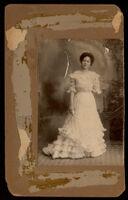 Belle Johnson Butler, circa 1896