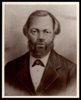 Portrait of a black man, California, circa 1850-1890