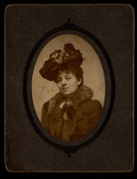 Young woman, 1860-1900