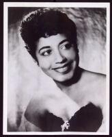 Mattiwilda Dobbs, circa 1957