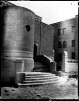 Physics-Biology Building (Humanities Building) main lecture hall entrance, 1930