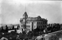 Los Angeles State Normal School, 1886