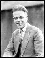 Thelner Hoover - Portrait, c.1929