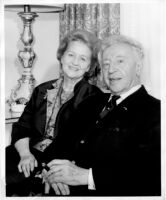 Artur and Aniela Rubinstein, c.1970