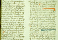 National Library of Medicine (U.S.). Manuscript. 25 (Guy de Chauliac. Chirurgia).
